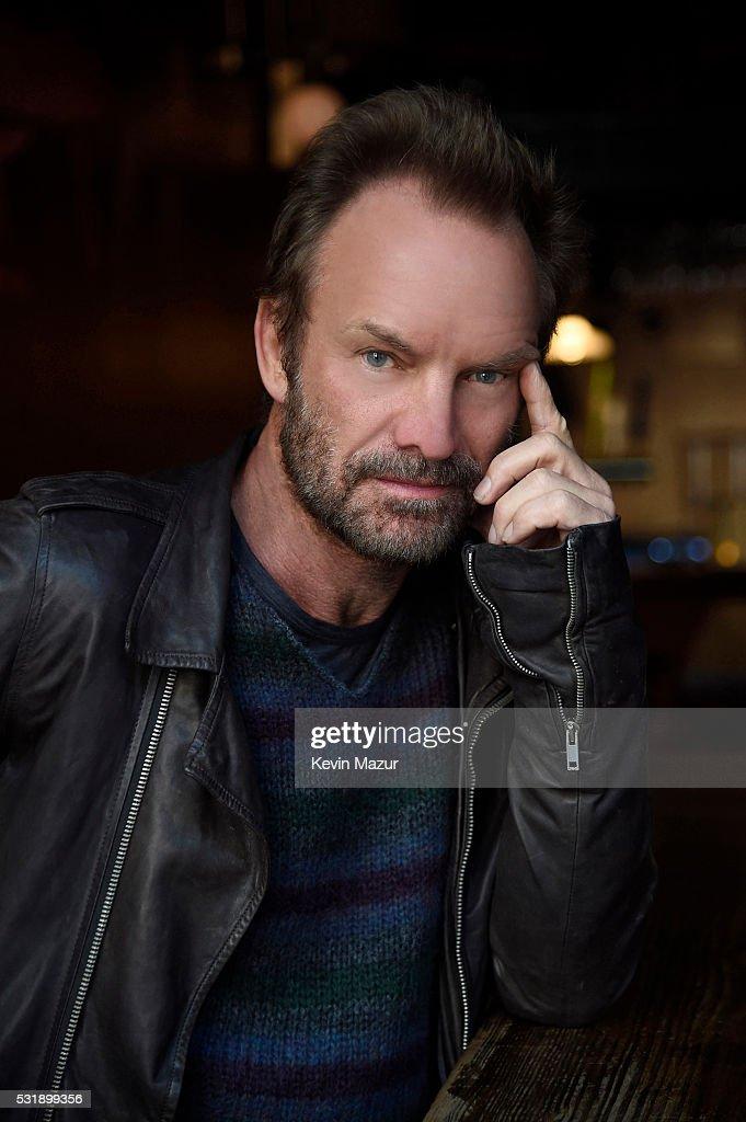 Sting, Self Assignment, April 30, 2016