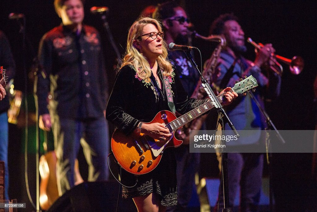 Tedeschi Trucks Band Perform At San Diego Civic Theatre