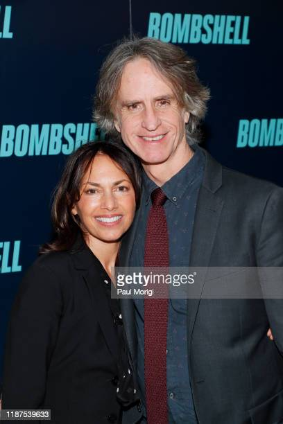 Musician Susanna Hoffs and Director Jay Roach attend the Bombshell Special Screening at the MPAA on November 13 2019 in Washington DC