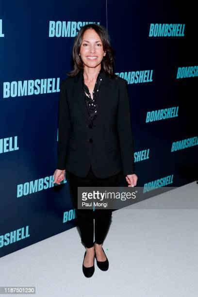 Musician Susanna Hoffs attends the Bombshell Special Screening at the MPAA on November 13 2019 in Washington DC