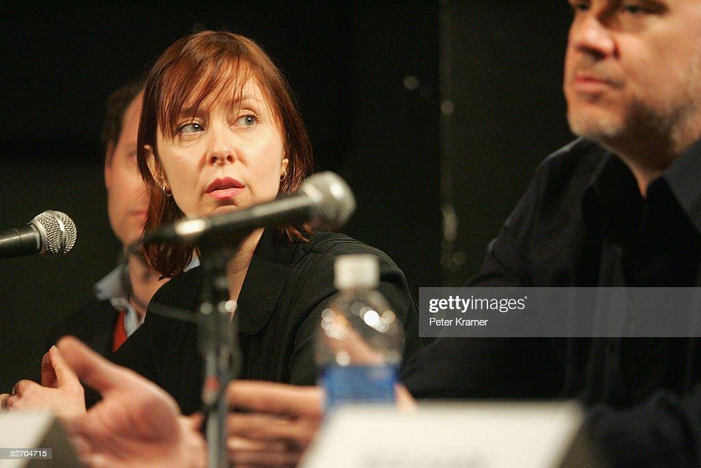 Tribeca Film Festival Music Panel At The ASCAP Music Lounge : Nachrichtenfoto