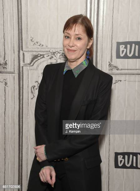 Musician Suzanne Vega visits the Build Series at Build Studio on March 10 2017 in New York City