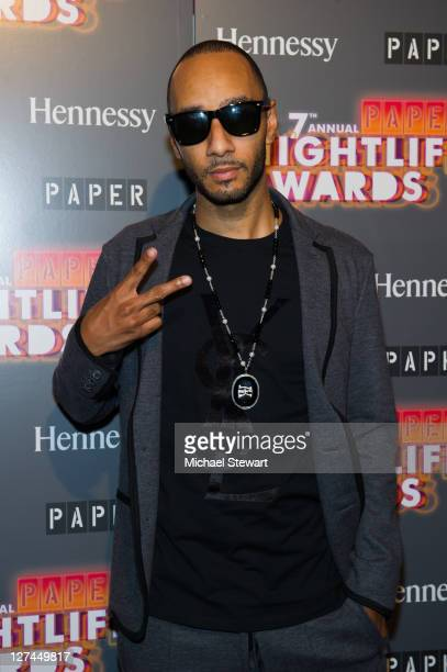 Musician Swizz Beatz attends the Paper Magazine 2011 Nightlife awards at Hiro Ballroom at The Maritime Hotel on September 27 2011 in New York City