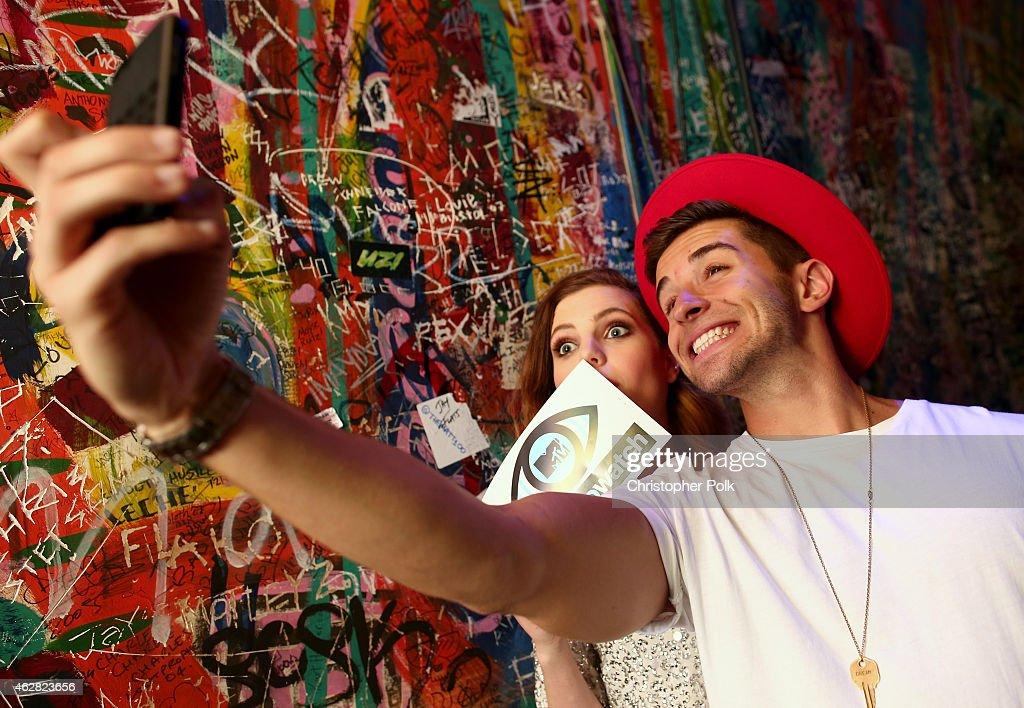 MTV Artists to Watch - Backstage : News Photo