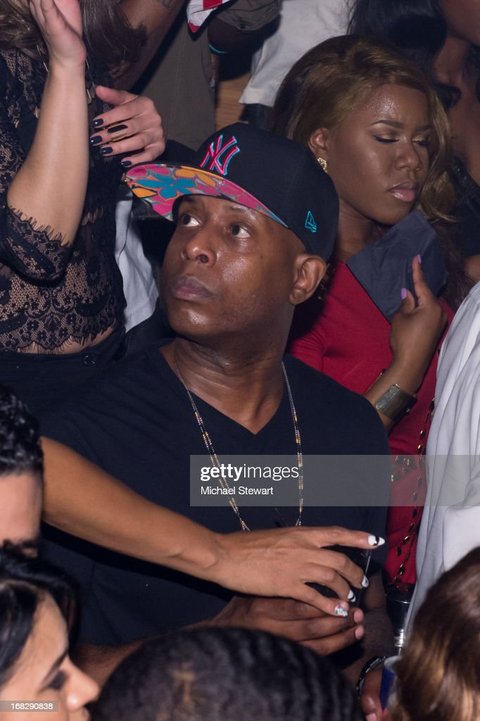 Musician Talib Kweli attends Rihanna's Diamonds World Tour after party at Greenhouse on May 7, 2013 in New York City.