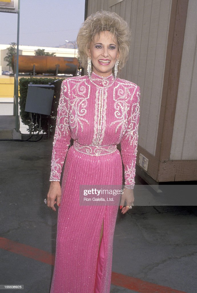 Musician Tammy Wynette attends the 24th Annual Academy of Country Music Awards on April 10, 1989 at Walt Disney Studios in Burbank, California.