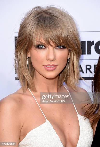 Musician Taylor Swift attends the 2015 Billboard Music Awards at MGM Grand Garden Arena on May 17 2015 in Las Vegas Nevada