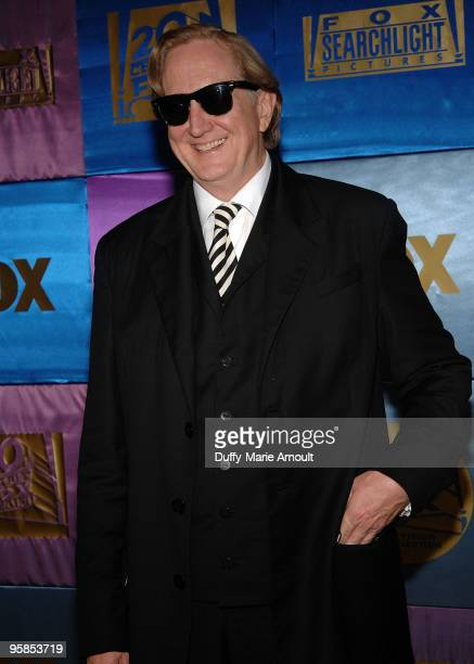 Musician TBone Burnett attends Fox's 2010 Golden Globes Awards Party at Craft on January 17 2010 in Century City California