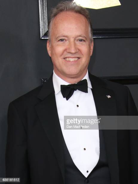 Musician Ted Nash arrives at The 59th GRAMMY Awards at Staples Center on February 12 2017 in Los Angeles California