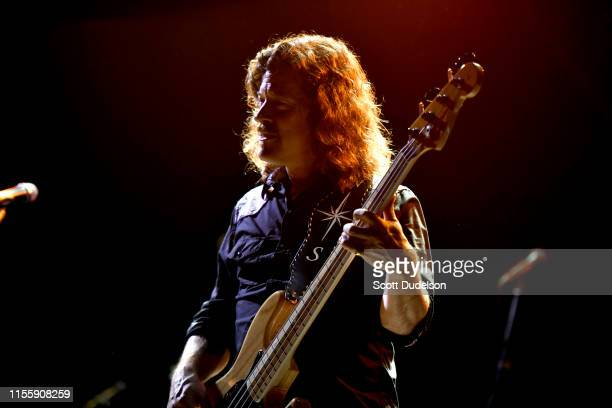 Musician Ted Russell Kamp performs onstage at El Rey Theatre on June 13, 2019 in Los Angeles, California.