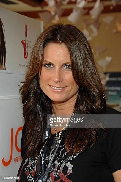 Musician Terri Clark attends the Tastemakers Lounge Day 6 held at the Intercontinental Hotel during the 2009 Toronto International Film Festival on...