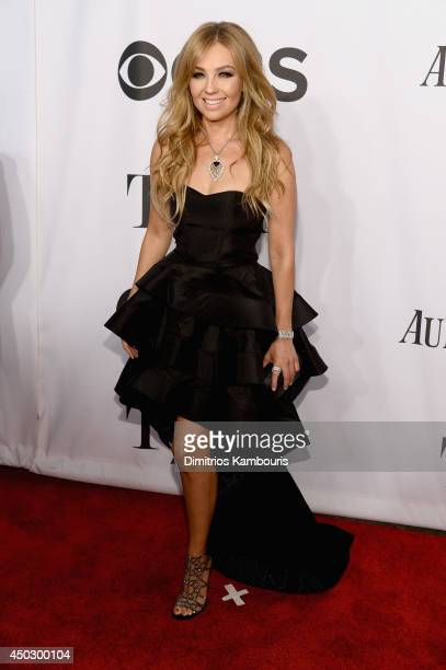Musician Thalia attends the 68th Annual Tony Awards at Radio City Music Hall on June 8, 2014 in New York City.