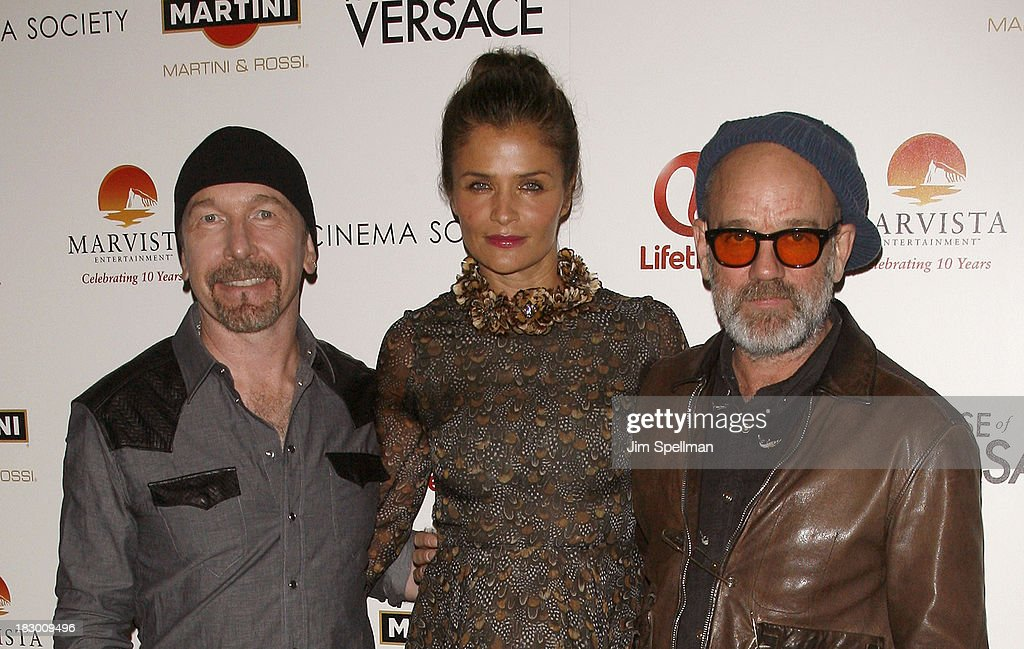"""Marvista Entertainment & Lifetime With The Cinema Society Host A Screening Of """"House Of Versace"""" - Arrivals"""