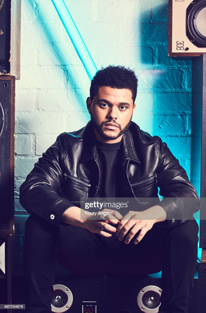 The Weeknd, Billboard Magazine, December 1, 2017