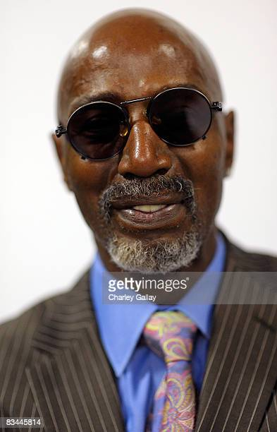 Musician Thelonious Monk poses for a portrait at the Thelonious Monk Institute of Jazz honoring BB King event held at the Kodak Theatre on October 26...