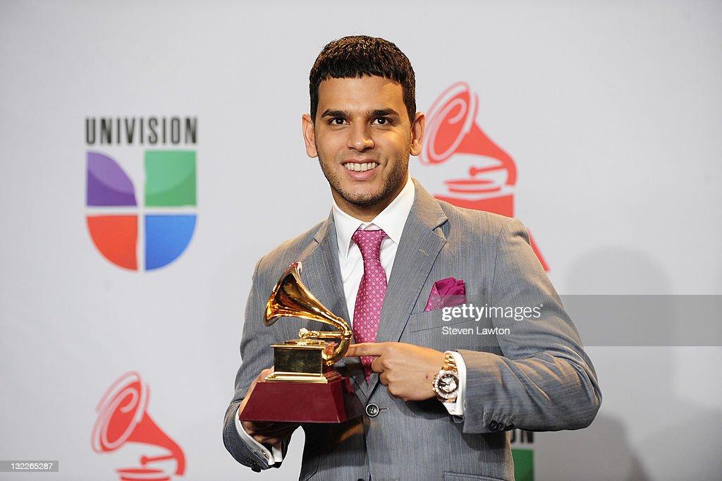12th Annual Latin GRAMMY Awards - Press Room
