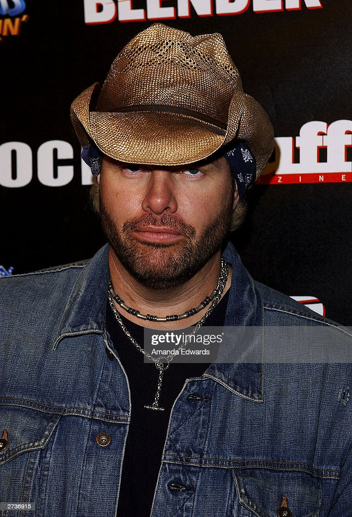 e355011e5f47e Toby Keith at Kid Rock After-Party for American Music Awards   News Photo