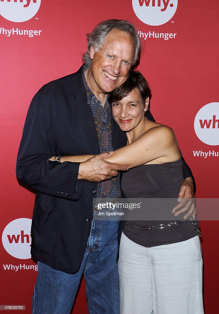 Musician Tom Chapin and songwriter Jen Chapin attend the 2015 WhyHunger Chapin Awards Gala at The Lighthouse at Chelsea Piers on June 23, 2015 in New York City.