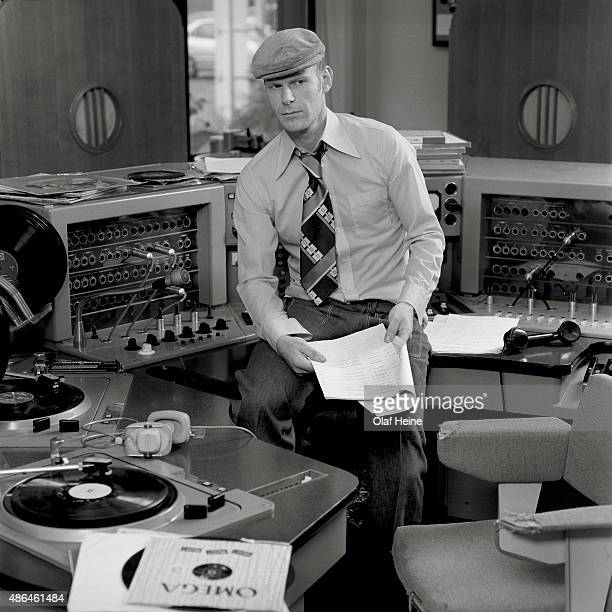 Musician Tom Holkenborg aka Junkie XL is photographed on April 18 2008 in Los Angeles California
