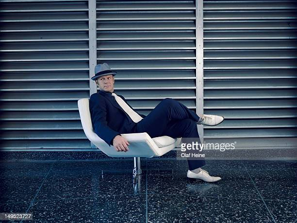 Musician Tom Holkenborg aka Junkie XL is photographed on June 7 2007 in Los Angeles California