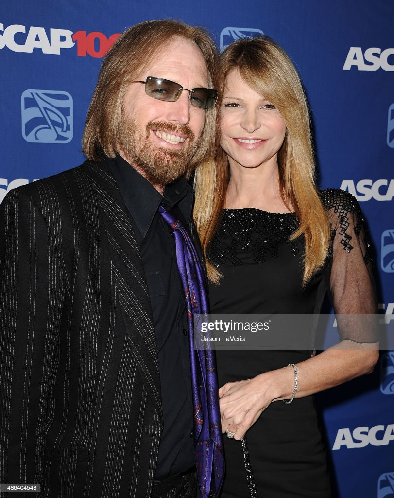 Musician Tom Petty and wife Dana York attend the 31st annual ASCAP Pop Music Awards at The Ray Dolby Ballroom at Hollywood & Highland Center on April 23, 2014 in Hollywood, California.