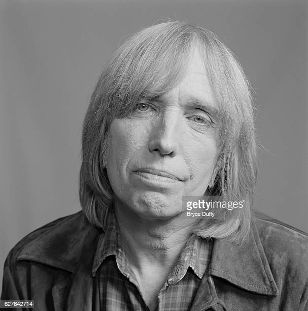 Musician Tom Petty photographed for Rolling Stone Magazine on June 5 in Los Angeles California