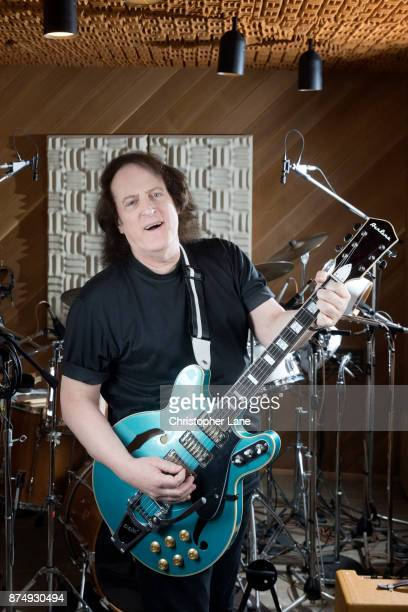 Musician Tommy James is photographed for New Jersey Monthly on May 24 2017 in Caldwell New Jersey PUBLISHED IMAGE