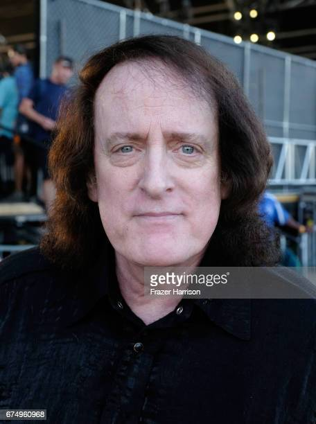 Musician Tommy James of Tommy James and the Shondells poses for a portrait at the Palomino Stage during day 2 of 2017 Stagecoach California's Country...
