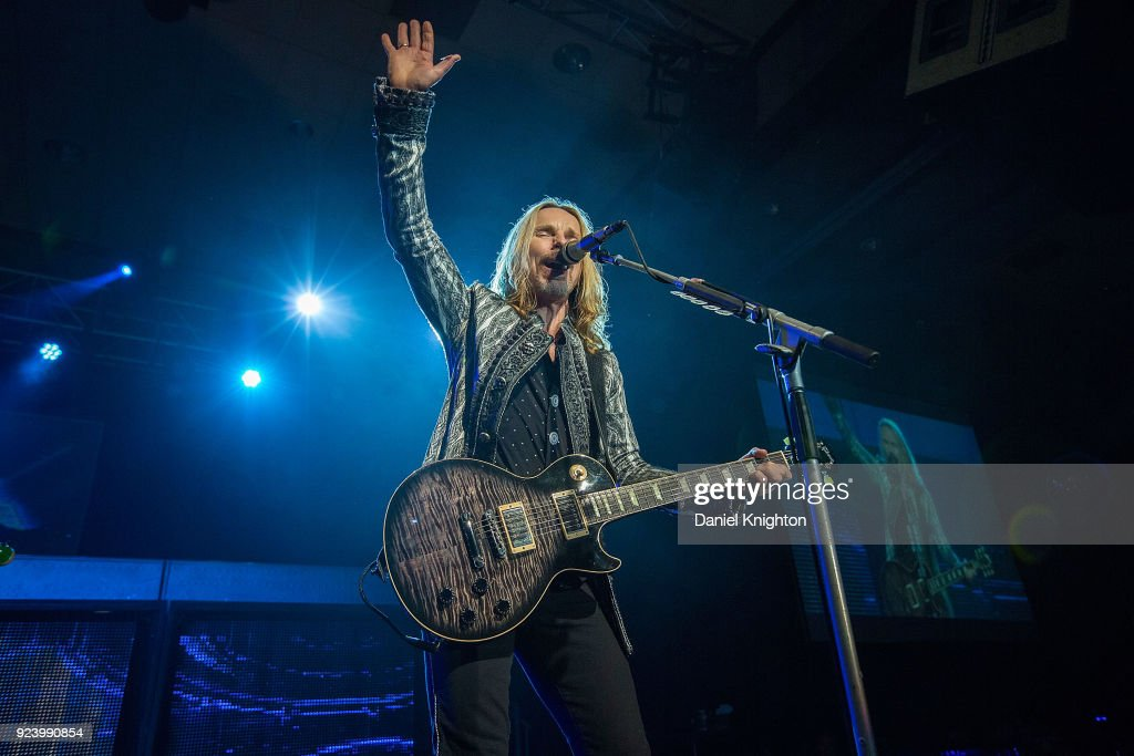 Styx Performs At Pala Casino