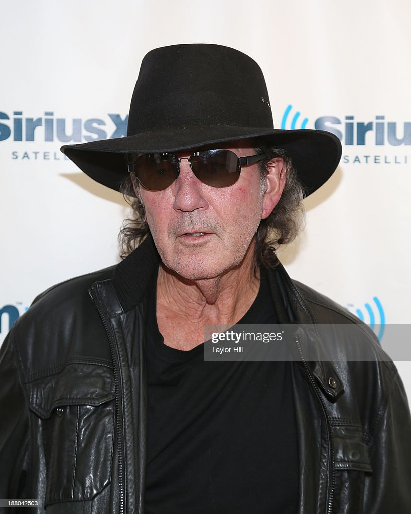 Musician Tony Joe White visits the SiriusXM Studios on November 14, 2013 in New York City.