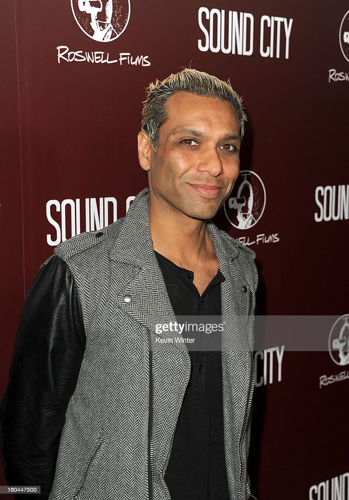 "Premiere Of ""Sound City"" - Red Carpet"