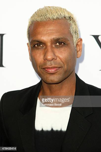 """Musician Tony Kanal attends the world premiere screening of documentary """"Unity"""" held at the DGA Theater on June 24, 2015 in Los Angeles, California."""