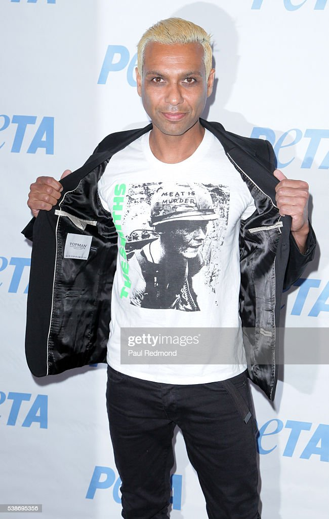 LA Launch Party For Prince's PETA Song