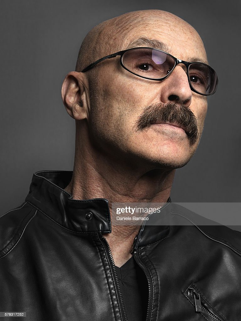 Musician Tony Levin is photographed for Self Assignment in 2010.