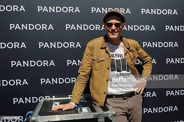 Musician Tor Miller attends the PANDORA Discovery Den SXSW on March 19 2016 in Austin Texas