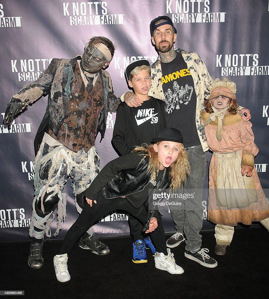 Knott's Scary Farm Black Carpet