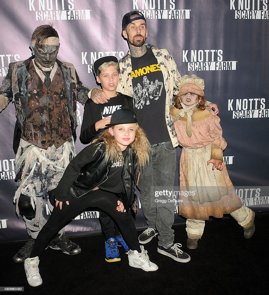 Knott's Scary Farm Black Carpet