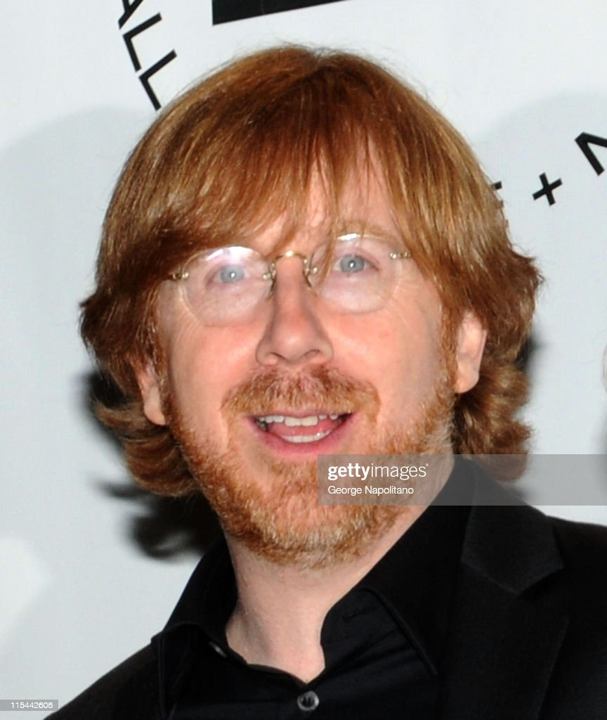 Musician Trey Anastasio of Phish attends the 25th Annual Rock And Roll Hall Of Fame Induction Ceremony at the Waldorf=Astoria on March 15, 2010 in New York City.