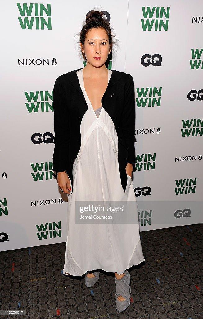 """""""Win Win"""" New York Screening : News Photo"""