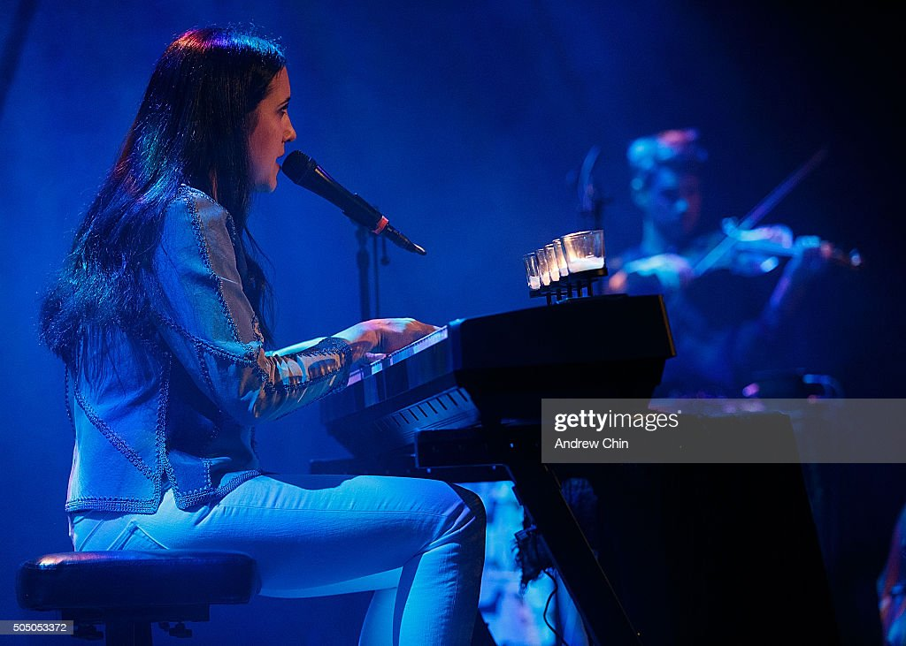 Vanessa Carlton Performs At Imperial Vancouver : News Photo