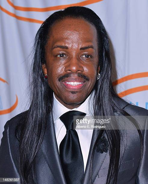 Musician Verdine White arrives to the 12th Annual Lupus LA Orange Ball held at the Beverly Wilshire Four Seasons Hotel on May 24 2012 in Beverly...