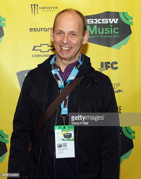 Musician Wayne Kramer attends It's Only Rock Roll Fifty Years of the Rolling Stones during the 2014 SXSW Music Film Interactive at Austin Convention...