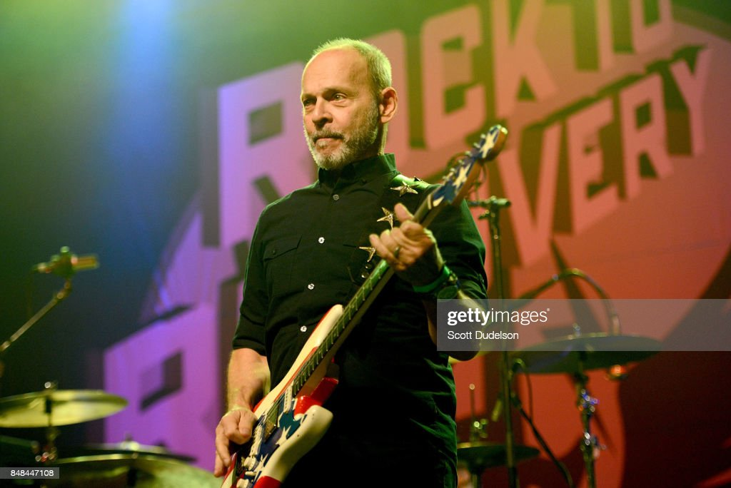 Rock For Recovery Benefit Concert At The Fonda Theatre With Kings Of Chaos