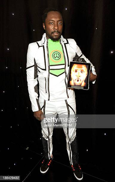 Musician Will.I.am attends the American Giving Awards presented by Chase held at the Dorothy Chandler Pavilion on December 9, 2011 in Los Angeles,...