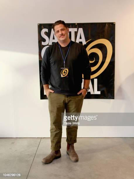 Musician William McCarthy attends the 2018 Santa Cruz Film Festival on October 5 2018 in Santa Cruz California