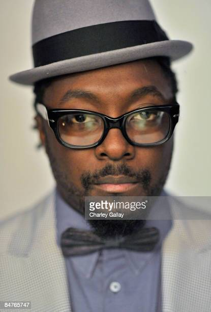 Musician william poses for a portrait during the 40th NAACP Image Awards held at the Shrine Auditorium on February 12 2009 in Los Angeles California