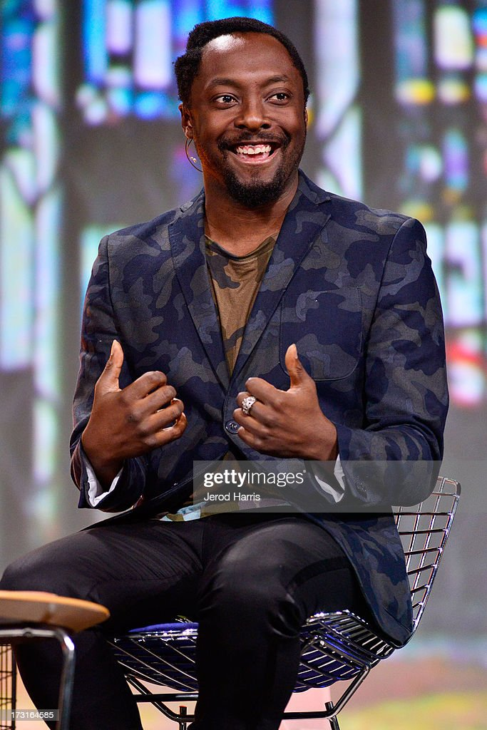 Will.i.am Speaks About His STEM  Project At Esri's Week Long User Conference