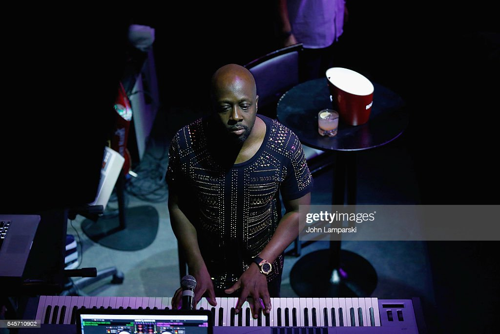 Musician Wyclef Jean attends Remy Martin presents 'The Producers Series: Season 2' Qualifier No. 2 at TAO Downtown on July 9, 2016 in New York City.
