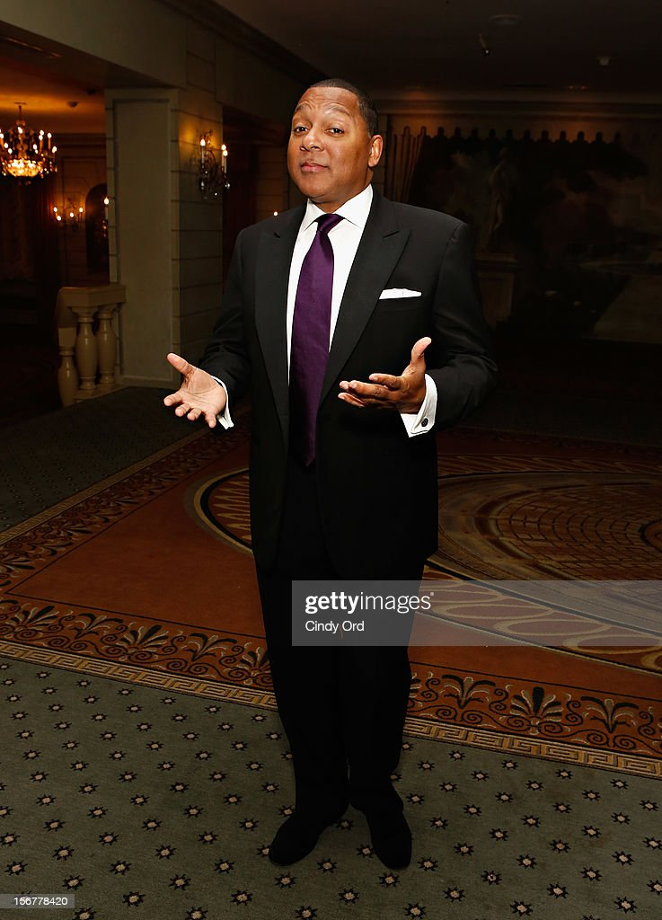 Musician Wynton Marsalis attends the 2012 History Makers Gala at The Pierre Hotel on November 20, 2012 in New York City.