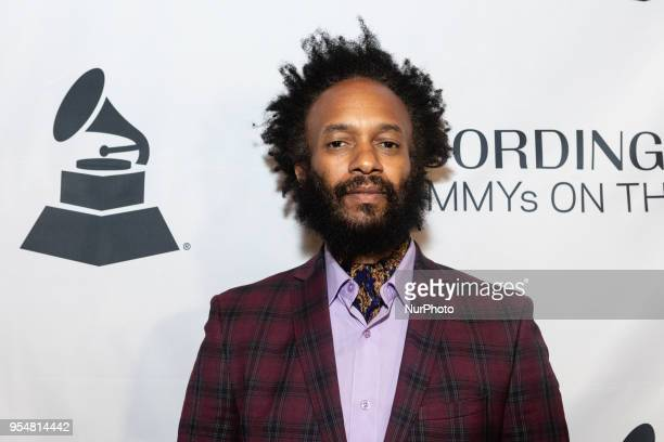 Musician Xavier Dphrepaulezz of Fantastic Negrito at The Recording Academy's Grammys on the Hill Awards at The Hamilton restaurant in Washington DC...